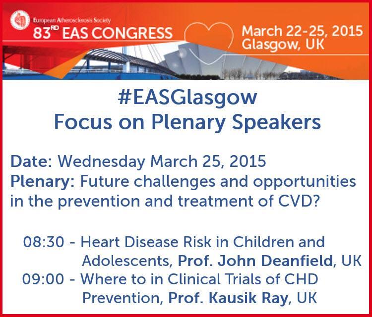 83d European Atherosclerosis Society (EAS) Congress