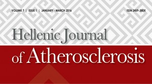Hellenic Journal of Atherosclerosis, V.7, Issue 1